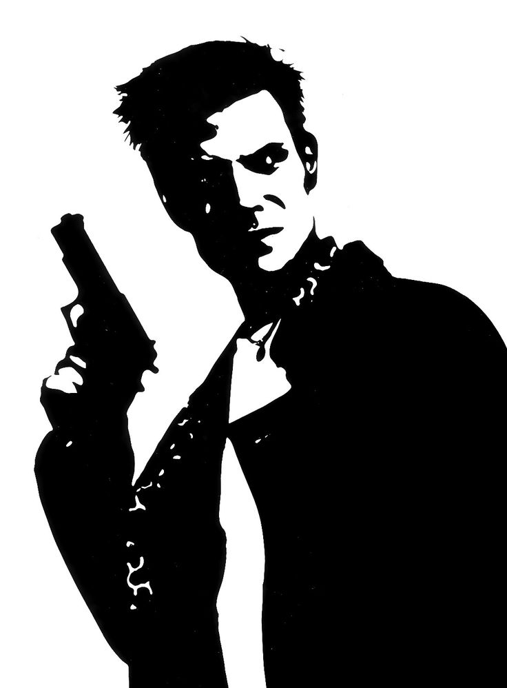 Max Payne. One of the best characters in any story. Flawed characters are the best.