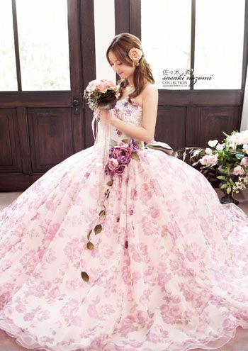 Nozomi Sasaki Wedding Dress Collection Beautiful Gowns