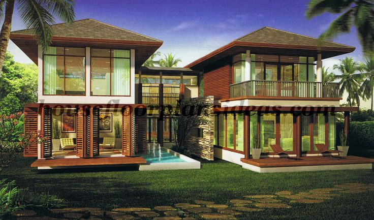 17 best images about tropical house ideas on pinterest for Modern tropical house exterior