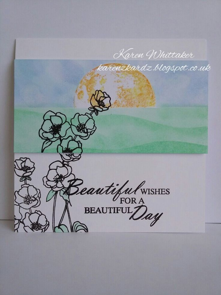 Moon stamp with beautiful flowers  xx #beecraftystamps #moonstamp #sun #stampsbyme #alwaysloved #flowers #distressinks #masking #stamping #stamp #cardmaking #card #creative #craft #ilovetocraft