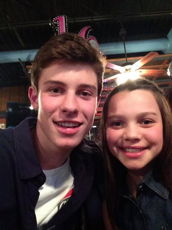 aaliyah and shawn are the cutest siblings ever