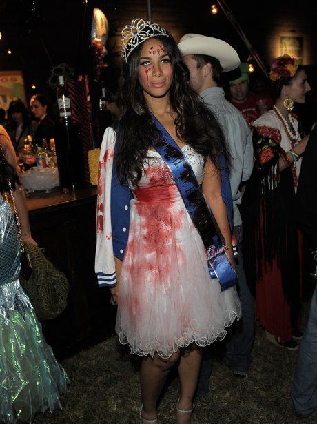 The celebrity guide to how NOT to dress on Halloween - The ...