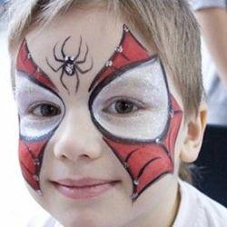 аквагрим человек паук - Поиск в Google