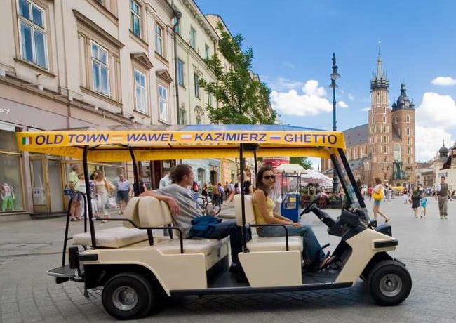 Take time to do some Krakow Sightseeing with our superb Krakow Buggy Tours. Visit all the main sights in Krakow from the comfort of a sightseeing buggy http://partykrakow.co.uk/stag-weekends-krakow/relaxed/buggy-sightseeing/