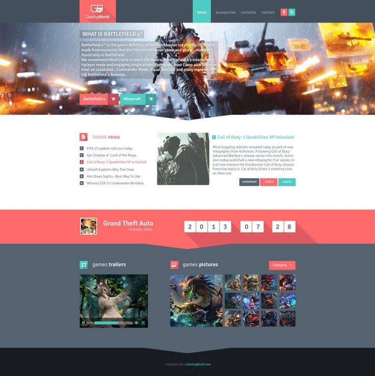 GamingWorld by iEimiz on DeviantArt