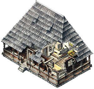 Casa taraneasca, Maramures