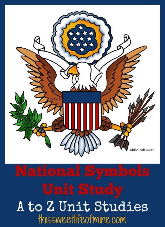 American National Symbols Best 25+ Nation...