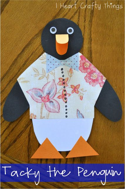 I love Tacky the Penguin!! His books are a favorite at our house. Do you remember our Tacky the Penguin Craft from last year? I have had a lot of people contact me wanting a pattern recently so I drew one up to share with you. Click on each picture to be directed to Google Drive …