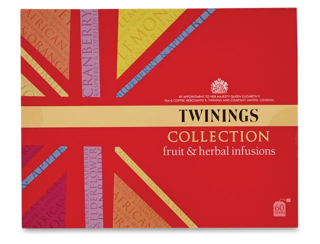 Twinings Union Jack Fruit & Herbal Collection (Image 1)