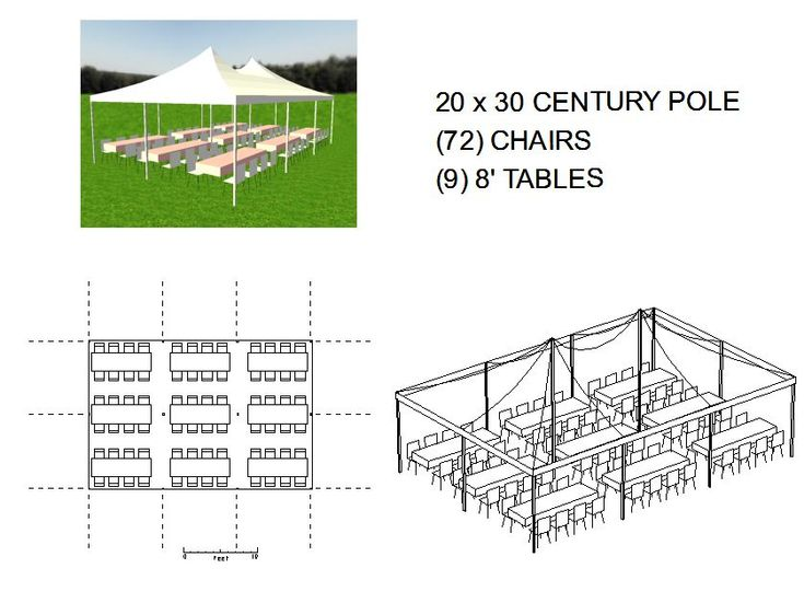 17 best images about tent capacity on pinterest event for Wedding tent layout tool