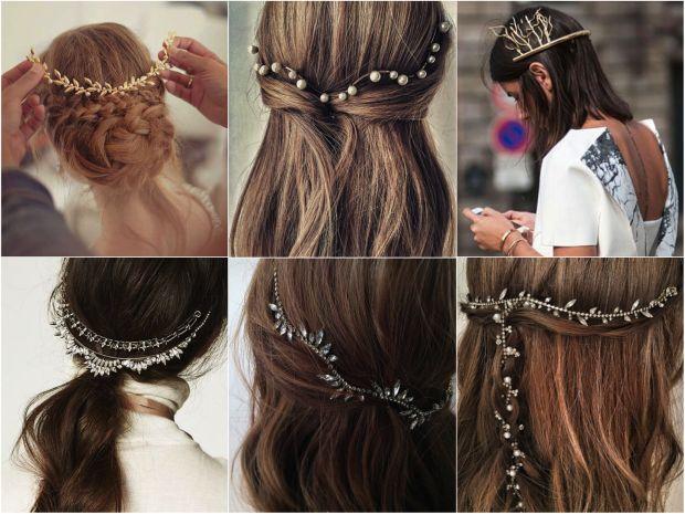 Pra colocar na cabeça: tiara traseira! - Fashionismo
