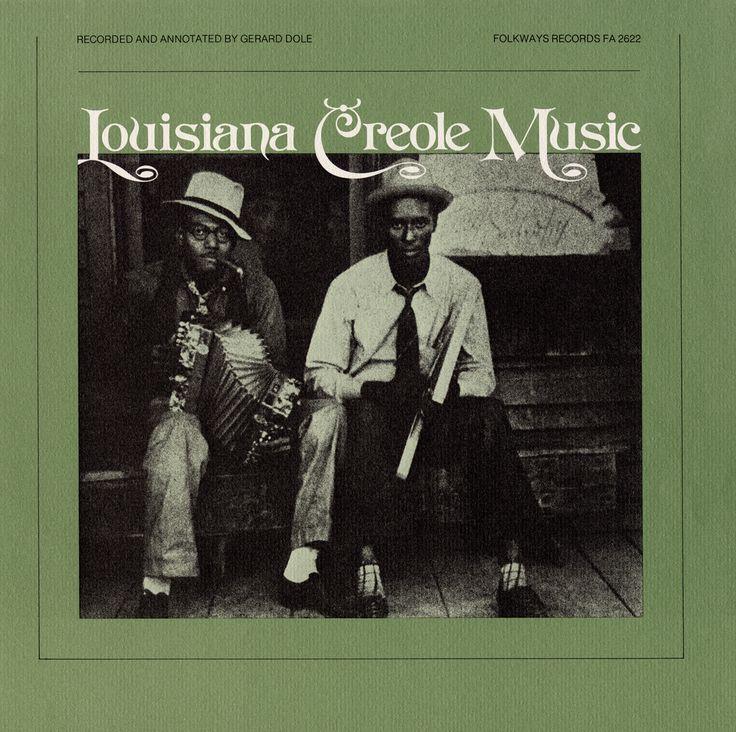 Various - Louisiana Creole Music