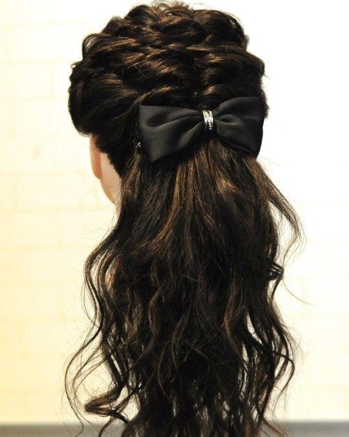 braided-downdo-with-banana-clip-bow