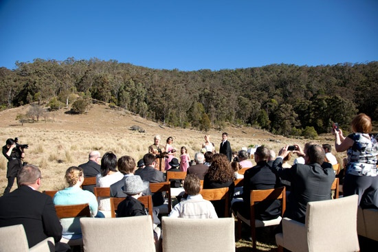 There was not a cloud in the sparkling blue sky when Talia & Bill married yesterday afternoon. For the occassion, they shared their special gully with family & friends at Spicers Peak Lodge. Althea Hurwood www.altheahurwood.com.au Brisbane Wedding Marriage Celebrant Ipswich Redcliffe Pine Rivers Redlands Sunshine Gold Coast Scenic Rim