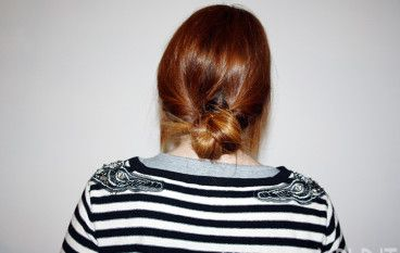 Tutorial Capelli: Chignon Sporty Chic!