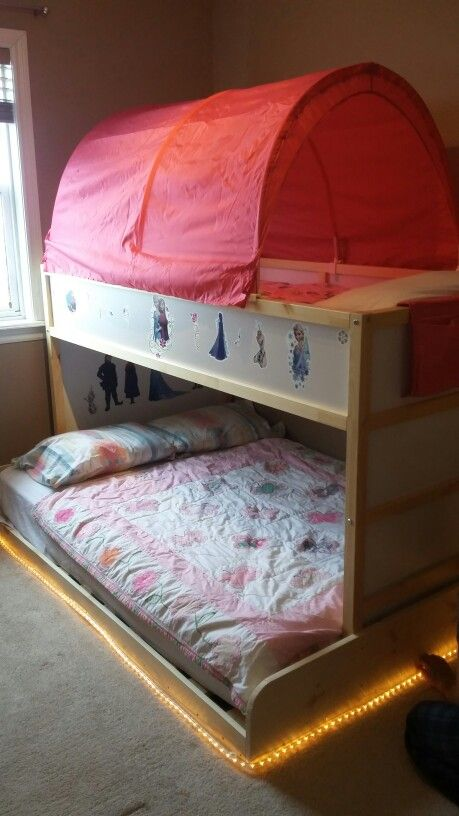 Ikea Kura Double Bottom Hack Kura Kids Bedroom Kid