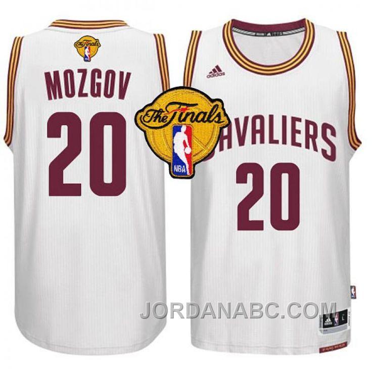 http://www.jordanabc.com/nba-2015-finals-cavaliers-timofey-mozgov-new-swingman-white-jersey-on-sale.html NBA 2015 FINALS CAVALIERS TIMOFEY MOZGOV NEW SWINGMAN WHITE JERSEY ON SALE Only $72.00 , Free Shipping!