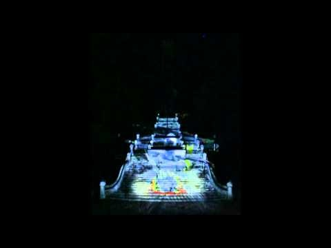 Piki Mai - Nelson Arts Festival 3D digital mapping projection. Fantastically Awesome!