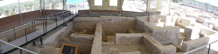 Cordoba Fuente Alamo interior Carpa