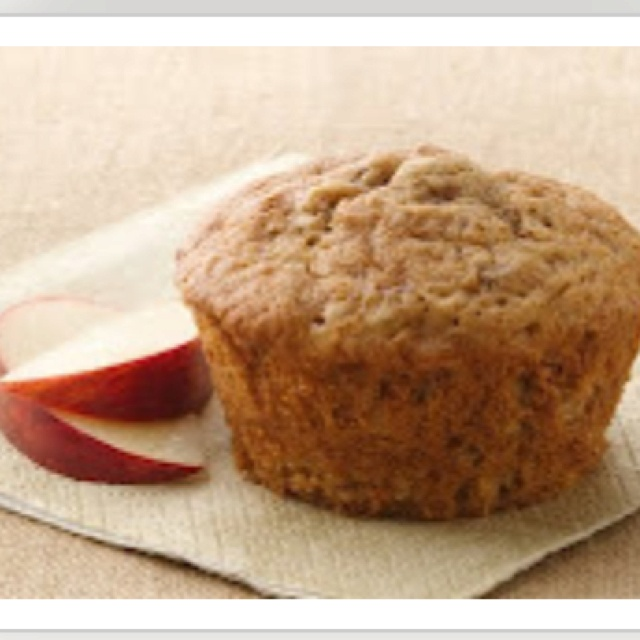AdvoCare Fiber Muffin Recipe 6 packages AdvoCare Fiber Drink (Citrus) 1 3/4 cup Whole Wheat flour 1 1/2 tsp. cinnamon Dash of nutmeg 1 tsp. baking soda 1 tsp. baking powder Mix dry ingredients together. ADD: 1/3 cup honey 1 cup applesauce- the kind without sugar added 2 egg whites 1 1/2 tsp. vanilla 1/2 cup soy milk- can substitute milk Stir this into the dry ingredients and blend together. FOLD IN 1 large chopped apple. Spoon into muffin tin sprayed with non-stick spray. This makes 12 muffins, and you may pile the batter up as they do not raise much. Bake at 350 for about 20-30 minutes. Cool muffins. Place 6 muffins in bag and freeze for the last 3 days of your Herbal Cleanse. Eat 2 muffins a day for the first three days and 2 muffins a day for the last 3 days.