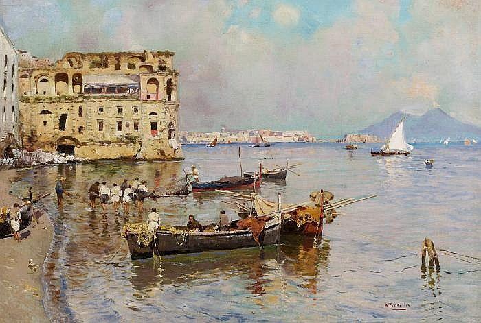 Pratella, Attilio1856 Lugo - 1943 Naples Naples.