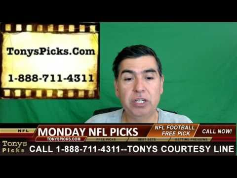 NFL Monday Night Football Picks Betting Odds Point Spread Predictions 10...