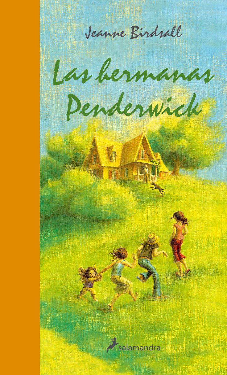 """""""La hermanas Penderwick"""" de Jeanne Birdwall. Ficha elaborada por Ana Benito."""