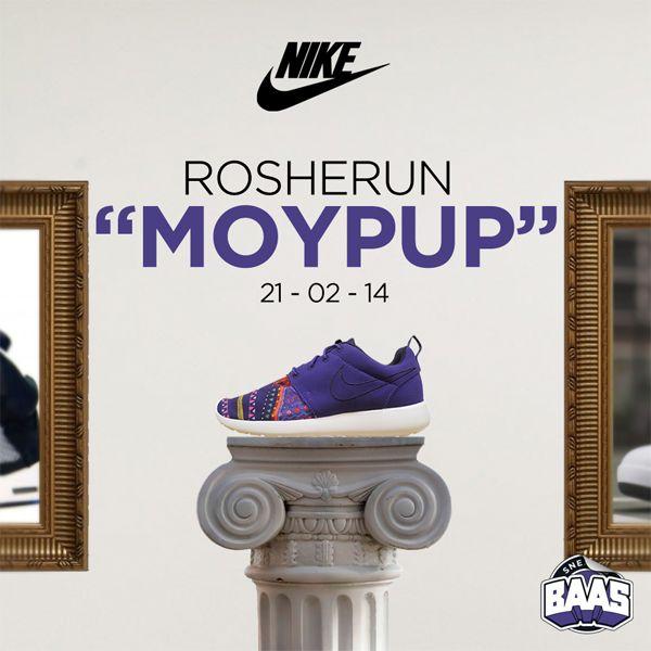 "Wmns Rosherun MP QS ""Moypup"" | This friday | 652875-500 | www.sneakerbaas.nl"