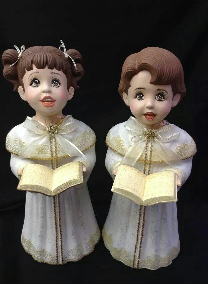 Niños cantores