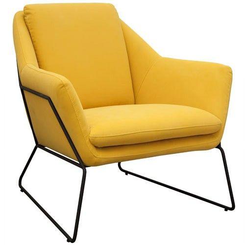 Avalon Chair - Yellow