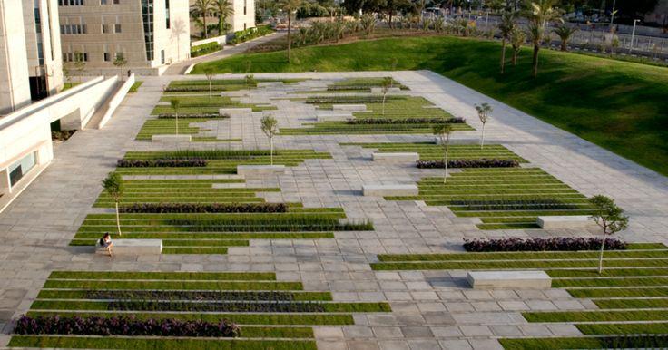 University Square - Explore, Collect and Source architecture