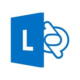 Microsoft Lync Logo Vector Download