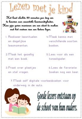 Juf Inger: 7 manieren om een betere lezer te creëren