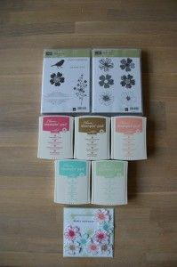 Stampin Up! In Color 2013-2015 Collection -  Stampit up