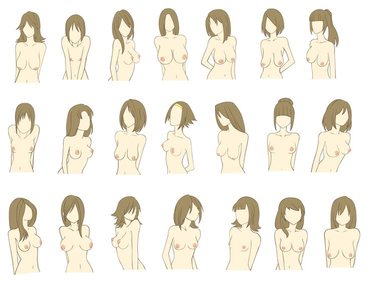 Types Of Womens Nipples 80