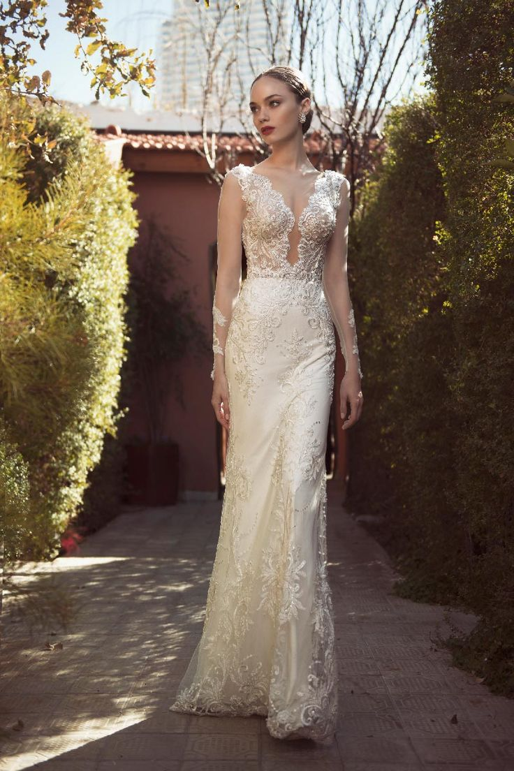 18 best 2015 bridal collection Romantic style wedding dresses ...