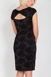 Simone Cap Sleeve Dress with Back Detail. Only at Plum!