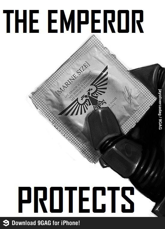 Warhammer 40k fans will get this...