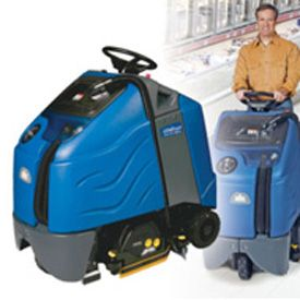 Ride On Commercial Vacuums | Windsor Chariot Ride-On Commercial Vacuum Cleaners, Floor Cleaning ...