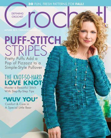 Crochet! - Autumn 2013