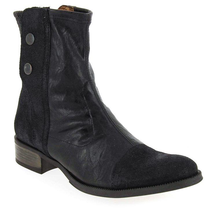 Chaussure France Mode CHELEM Noir 4533201 pour Femme | JEF Chaussures