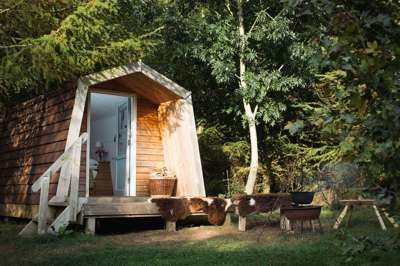 Your Booking at Cwtch Woodland Camp