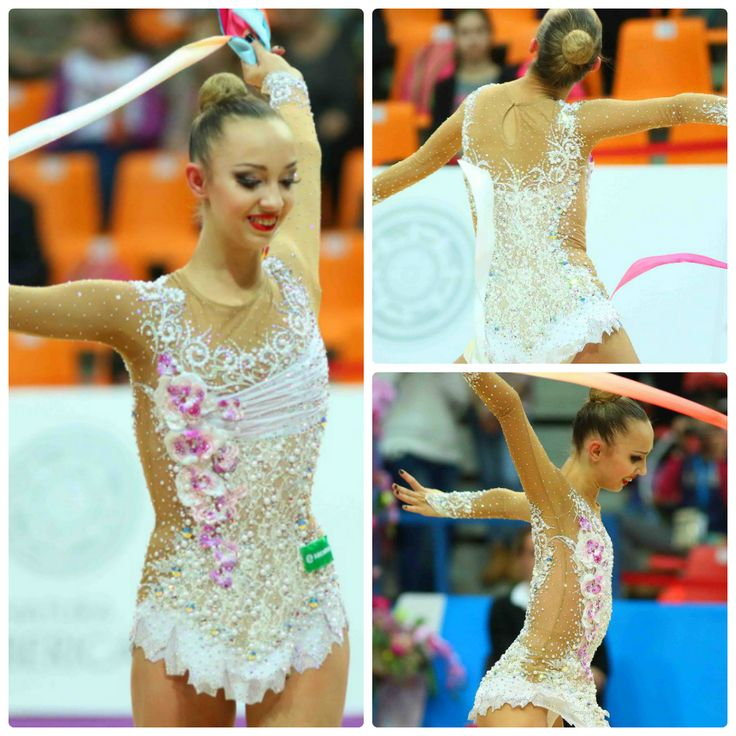 Irina Annenkova (Russia), ribbon 2016