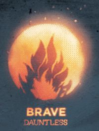 Dauntless gif/gives me idea for pumpkin carvings