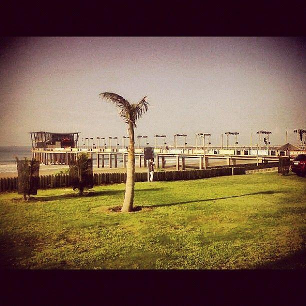 #FashionbytheSea 2012 - Pier View