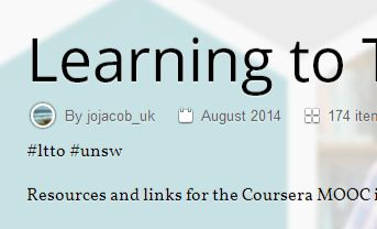 Learning to Teach Online | Pearltrees by jojakob_uk