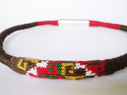 """Norte Grande"" Necklace/Collar ""Norte Grande"""