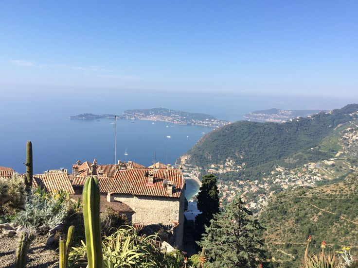 A View from Eze
