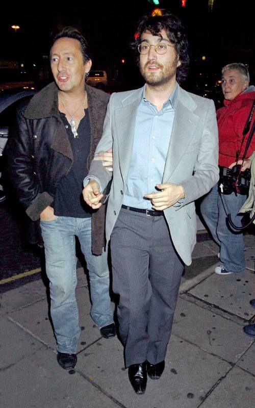 Julian Lennon And Paul Mccartney Relationship Download
