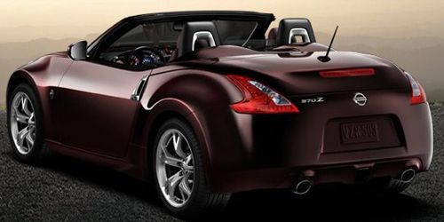 nissan 370z roadster - Here's my color but not convertible lol